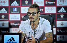 Pablo Daniel Osvaldo ('saintsfc.co.uk')
