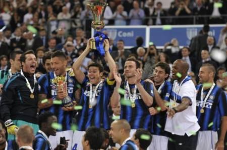 Inter vincente in Coppa Italia 2011
