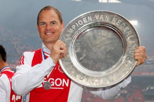 Frank de Boer (Getty Images)