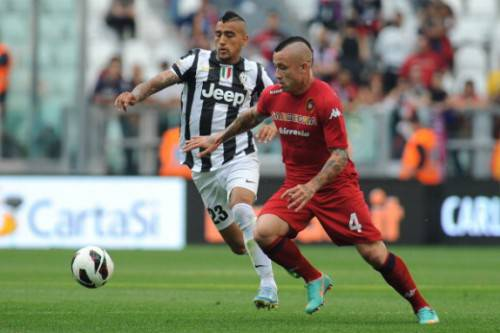 Radja Nainggolan in azione (Getty Images)