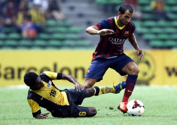 Martin Montoya (Getty Images)