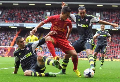 Philippe Coutinho in azione
