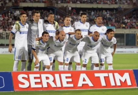 La formazione dell'Inter (Getty Images)
