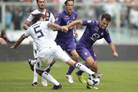 Giuseppe Rossi in azione (Getty Images)