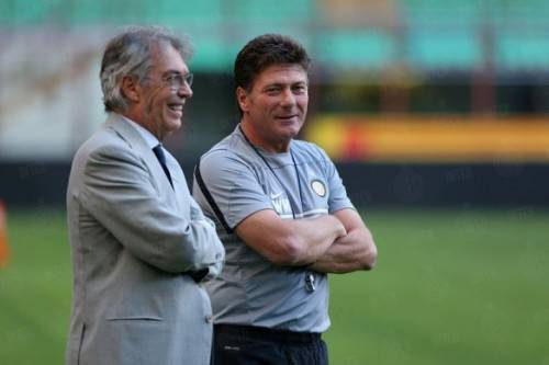 Moratti e Mazzarri (Inter.it)