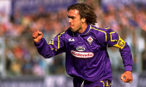 Gabriel Batistuta (Getty Images)