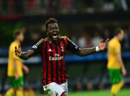 Sulley Muntari - Getty Images