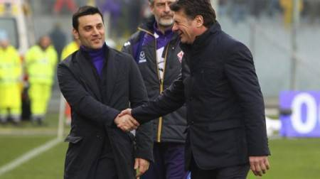 Mazzarri e Montella (Getty Images)