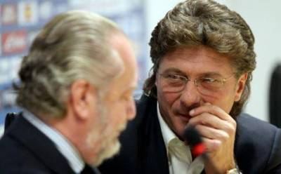 De Laurentiis e Mazzarri (Getty Images)