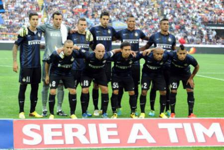 La formazione dell'Inter - Getty Images