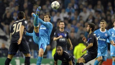 Porto vs Zenit