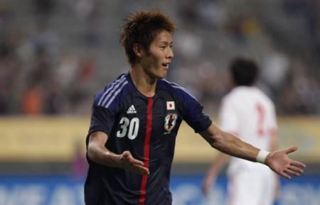 Yoichiro Kakitani (Getty Images)