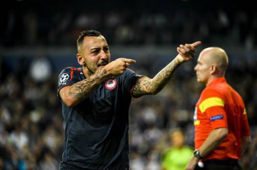 Konstantinos Mitroglou - Getty Images