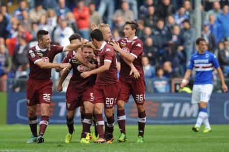 I giocatori del Torino (Getty Images)