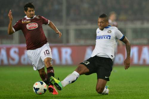 Guarin in contrasto (Getty Images)