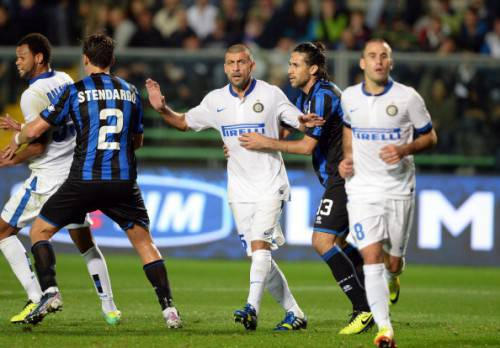 Atalanta-Inter 1-1 (Getty Images)