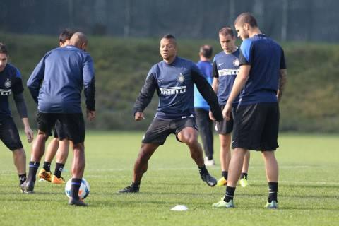 I giocatori dell'Inter (Inter.it)