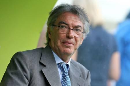 Massimo Moratti (Inter.it)