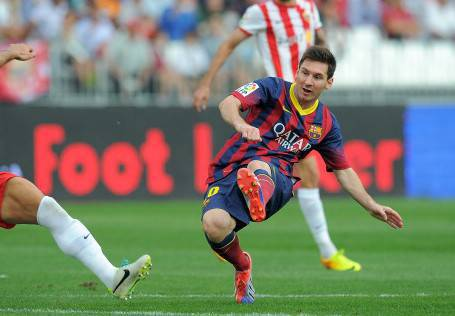 Lionel Messi - Getty Images