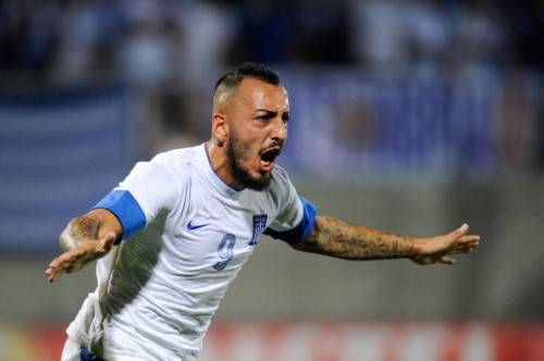 Mitroglou (Getty Images)