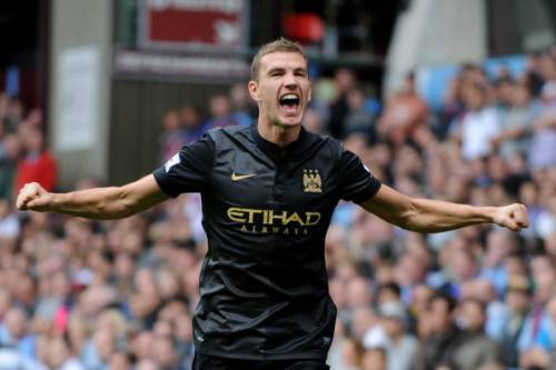 Edin Dzeko (Getty Images)