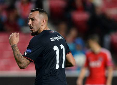 Konstantinos Mitroglou (Getty Images)
