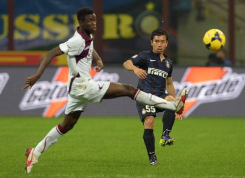 Mbaye contro l'Inter (Getty Images)