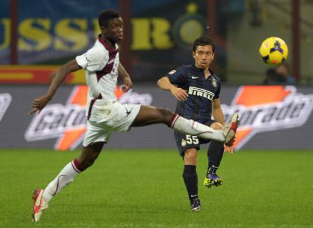 Mbaye contro l'Inter