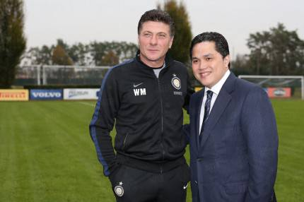 Mazzarri e Thohir (Inter.it)