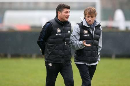 Mazzarri e Santoro (Inter.it)