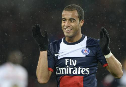 Lucas Moura (Getty Images)