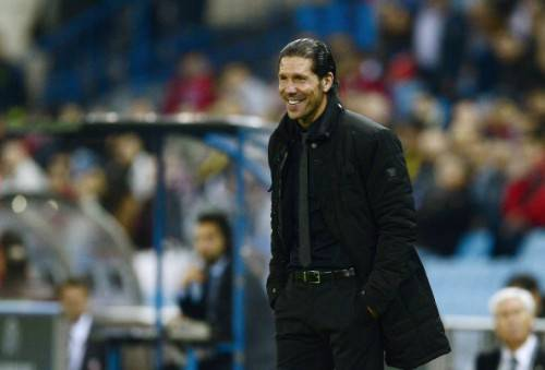 Diego Simeone (Getty Images)