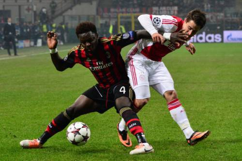 Muntari in azione (Getty Images)