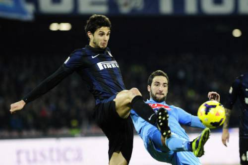 Ranocchia in azione (Getty Images)