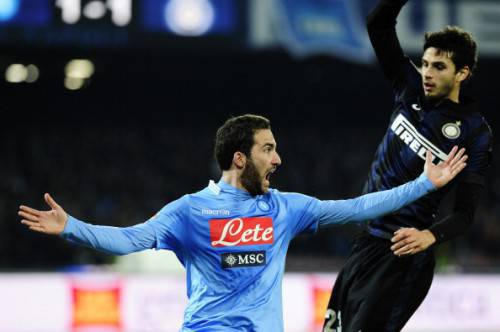 Napoli-Inter (Getty Images)