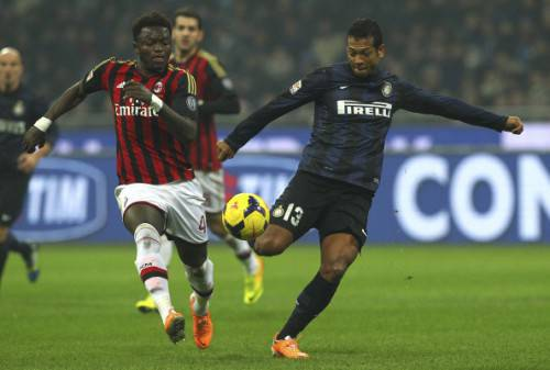 Guarin in azione (Getty Images)