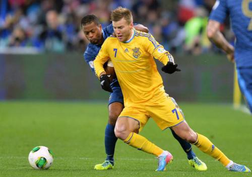 Andriy Yarmolenko (Getty Images)