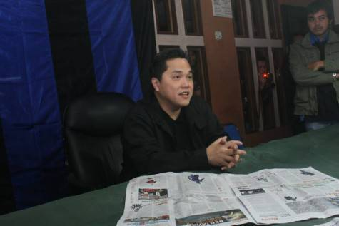 Erick Thohir (facebook Inter Club Indonesia)