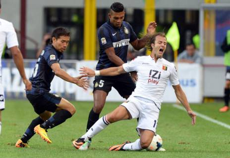 All'andata vinse l'Inter