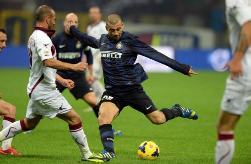 Walter Samuel in azione (Getty Images)