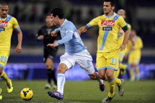 Hernanes in azione (Getty Images)