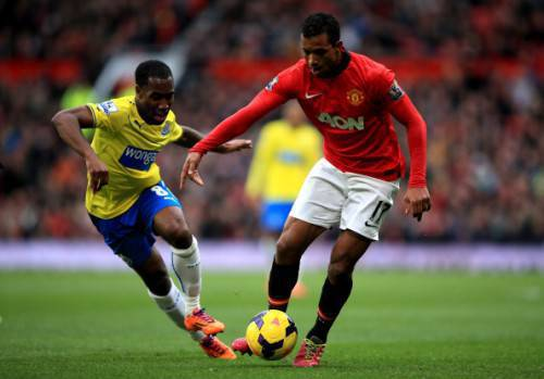 Nani in azione (Getty Images)
