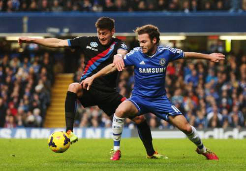 Juan Mata in azione (Getty Images)