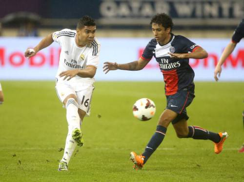 Casemiro in azione (Getty Images)