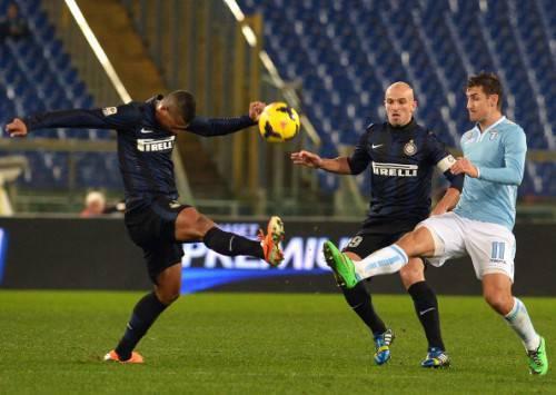 Lazio-Inter 1-0 (Getty Images)