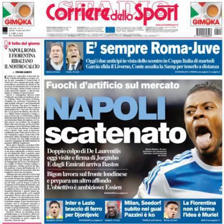 corriere 18 gennaio 2014