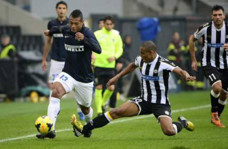 Udinese-Inter (Getty Images)