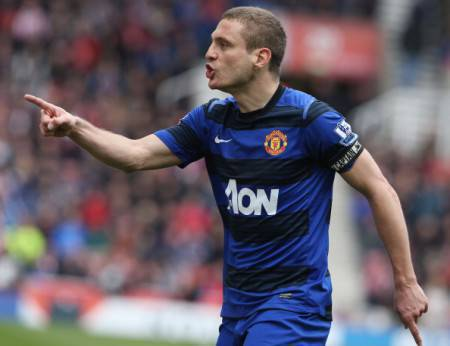 Nemanja Vidic (Getty Images)