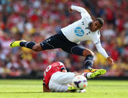 Capoue in azione (Getty Images)