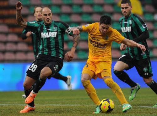 Paolo Cannavro in azione